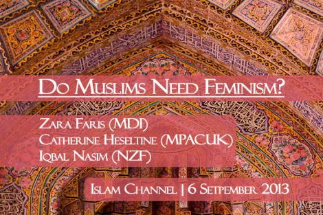 TV Debate: Do Muslims Need Feminism?