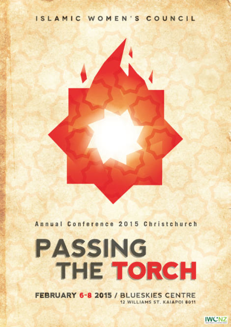 "Upcoming: New Zealand Conference and Tour – ""Passing the Torch"""