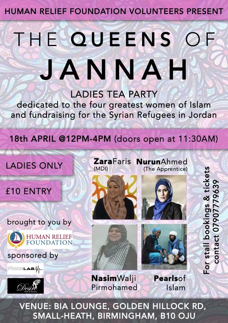 Queens of Jannah