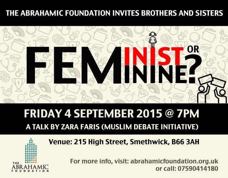 Feminist or Feminine