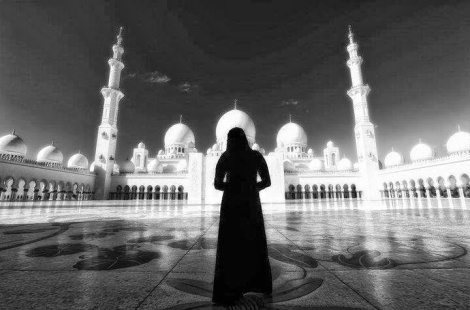 Can Women go to the Mosque? Yes.