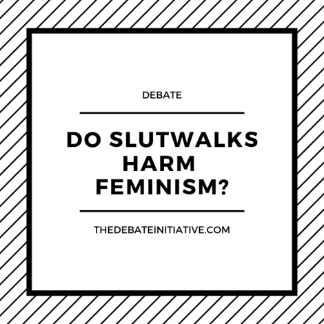 DEBATE VIDEO: Do SlutWalks Harm Feminism?
